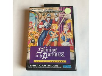 Shining in the Darkness - Sega Mega Drive