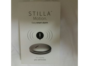 Helt nytt Stilla Motion Easy Smart Alarm värt 399kr.