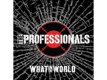 Professionals: What in the world (Vinyl LP)