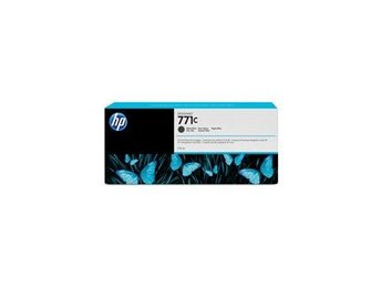 No771C Matte black ink cartridge, 775ml
