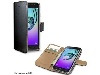 Celly Wallet Case Gal. A3 2017 Sv/Be