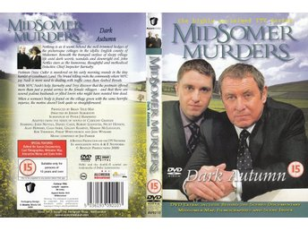 Midsomer Murders Dark Autumn 2000 DVD