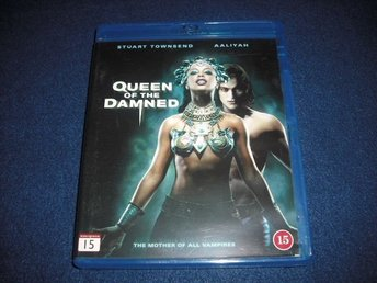 Queen of the damned - Bluray