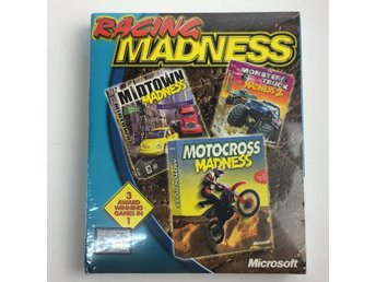 Microsoft, Datorspel, Racing Madness, Retro