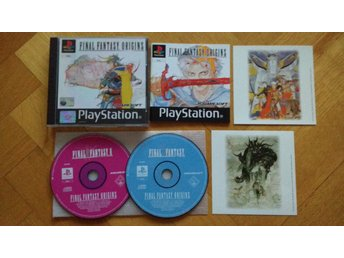 PlayStation/PS1: Final Fantasy Origins