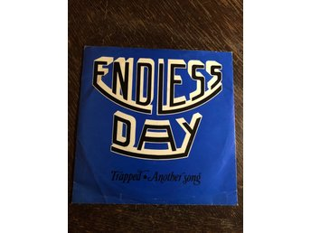 ENDLESS DAY - Trapped. 1982. Studio 55  FVASHM. PRIVAT PRESS! Progg. PS-7