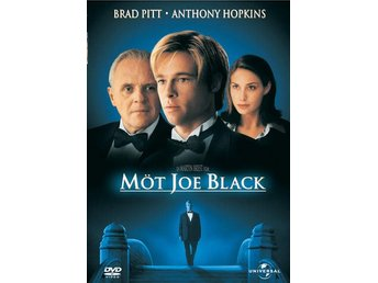 Möt Joe Black (Brad Pitt, Anthony Hopkins)
