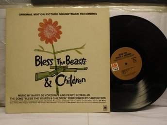 BLESS THE BEASTS & CHILDREN - SOUNDTRACK