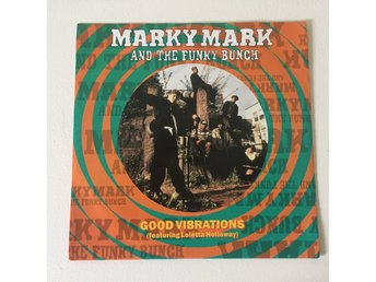 "MARKY MARK - GOOD VIBRATIONS. (7"")"