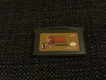 The Legend Of Zelda - A Linkt To The Past till GBA