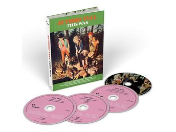 Jethro Tull: This was 1968 (50th anniversary) (3 CD + DVD)