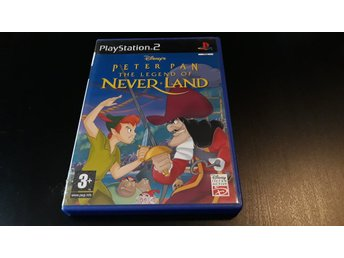 Peter Pan The Legend Of Never Land - Komplett - PS2 / Playstation 2