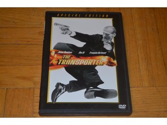 Transporter - Special Edition ( Jason Statham Luc Besson ) 2002 - DVD