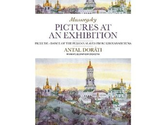 Mussorgsky: Pictures at an exhibition (Dorati) (Vinyl LP)