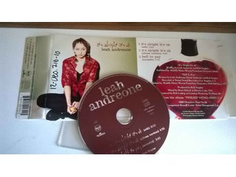 Leah Andreone - It`s allright it`s ok, single CD