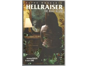 Clive Barker's Hellraiser: The Road Below TP NM Ny Import