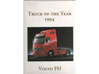 Truck of The Year 1994 - Volvo FH
