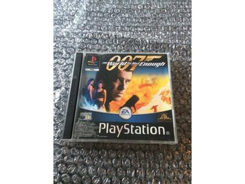 007 The world is not enough - PS1 PSX