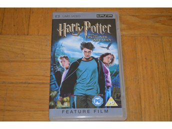 Harry Potter And The Prisoner Of Azkaban UMD Video för PlayStation PSP