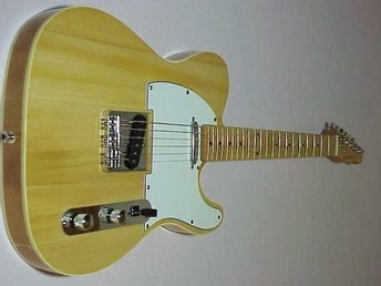 OUTLET total Jennings- TELE gitarr - natur