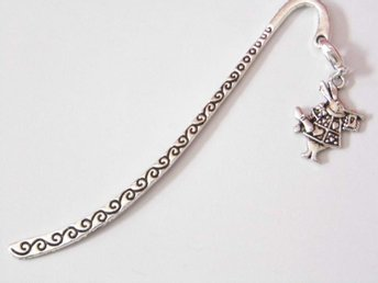 Kanin bokmärke / Rabbit bookmark