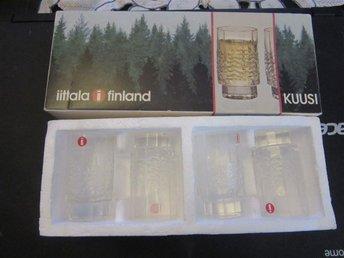 Små Iittala glas för vodka mm NYA - Ydre - Små Iittala glas för vodka mm NYA - Ydre