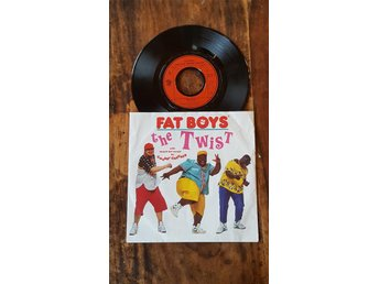 Fat Boys With Chubby Checker / The Twist + 1  / Polygram Reords 1988