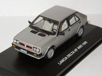 Lancia Delta HF 4WD - Vällingby - Lancia Delta HF 4WD - Vällingby