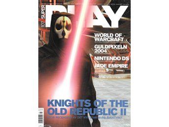 SUPER PLAY NR 107  2005 - WORLD OF WARCRAFT , STAR WARS...