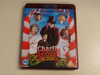 CHARLIE AND THE CHOCOLATE FACTORY (HD DVD) Johnny Depp