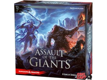 Dungeons & Dragons Assault of The Giants