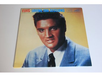 Elvis Presley ‎– Loving You Sessions