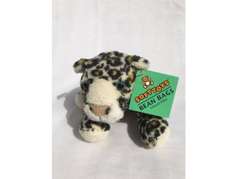 Soft Toys - Bean bags collection, leopard