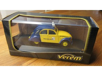 Verem Solido Citroen 2 CV Michelin