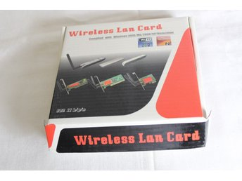 USB Wireless Lan Card
