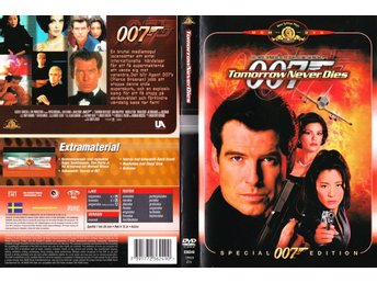 Tomorrow Never Dies 2007 DVD