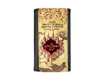 Harry Potter The Marauder's Map Nyckelfodral