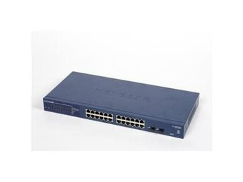 Switch Netgear GS724T, 24p Gigabit Smart Switch