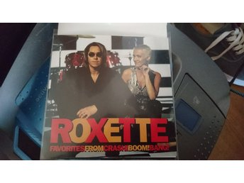CD - Roxette - Favorites from Crash boom bang! (1994 )