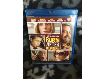 Burn After Reading - Blu-Ray - Import