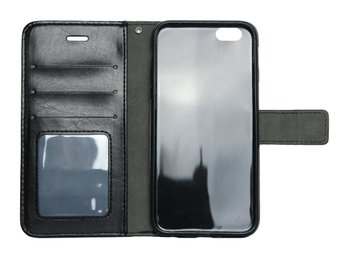 Javascript är inaktiverat. - Karlstad - Praktiskt plånboksfodral- Skyddar telefonen mot skador och stötar.- Låses enkelt med en magnetflik.- 2 platser för kontokort och legitimation.- 1 Sedelfack- Alla knappar är tillgängliga med fodralet på.Ett snyggt stilrent fodral i modern - Karlstad