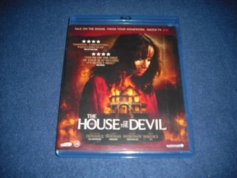 The House of the evil - Bluray