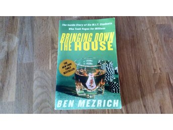 Bringing down the house, Ben Mezrich