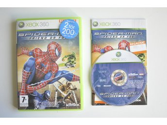 Spider Man Friend or Foe (komplett) till Xbox 360