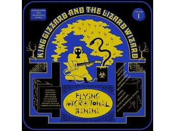 King Gizzard & Lizard Wizard: Flying microtonal (Vinyl LP)
