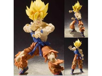 Dragon Ball Z Super Saiyan Goku Super Warrior Awakening S.H. Figuarts Figur