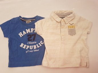 T-shirts Kiabi & Hampton Republic stl 62