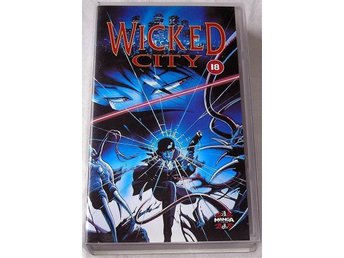 Wicked City (Anime)