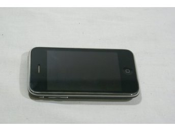 iPhone 3Gs 16GB med trasig display