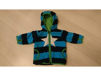 Fodrad fleece jacka stl62
